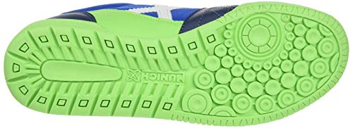 3 Munich Fitness G Mixte Azul Ice Enfant Chaussures Verde de 897 Multicolore qq65S