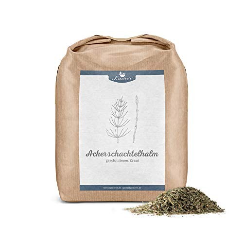 Krauterie Acker-Schachtelhalm Schachtelhalmkraut Zinnkraut geschnitten in sehr hochwertiger Qualität, frei von jeglichen Zusätzen, als Tee (Equisetum arvense) [erhältlich von 30 g bis 5 kg]