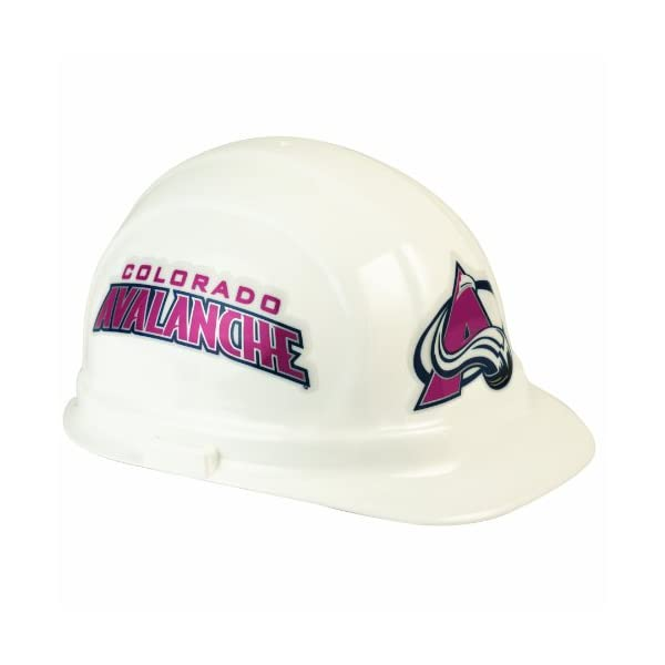 NHL Colorado Avalanche Hard Hat 1