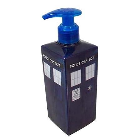 Doctor Who - Jabón de manos líquido: Amazon.es: Hogar
