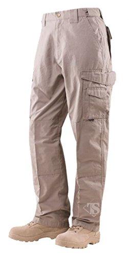 TRU-SPEC Men's Cotton 24-7 Pant, Khaki, 38 x 30-Inch