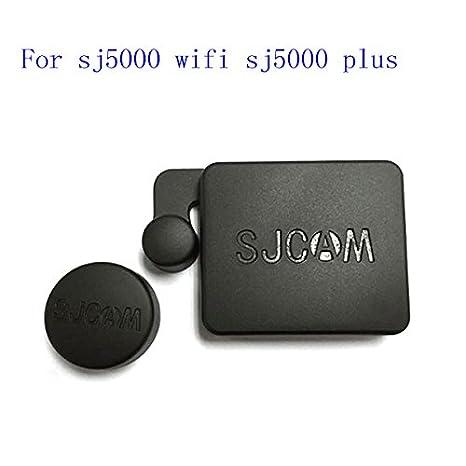 Mu SJ5000 Tapa de lente Tapa + Carcasa Funda para SJ5000 ...