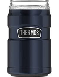 Thermos Stainless King Can Insulator with 360 Degree...
