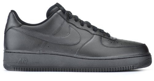 Nike Air Force 1 Men's Sneakers Black/Black 315122-001