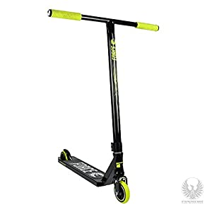 Phoenix Force Pro Scooter (Black/Neon Yellow)