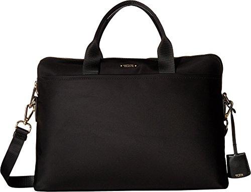 Tumi Women's Voyageur Joanne Laptop Carrier Briefcase, Black, One Size