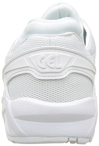 Asics Gel-Kayano Trainer Evo GS, Zapatillas de Running Unisex Niños Blanco (White/white 0101)