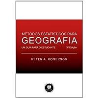Métodos Estatísticos para Geografia: Um Guia para o Estudante