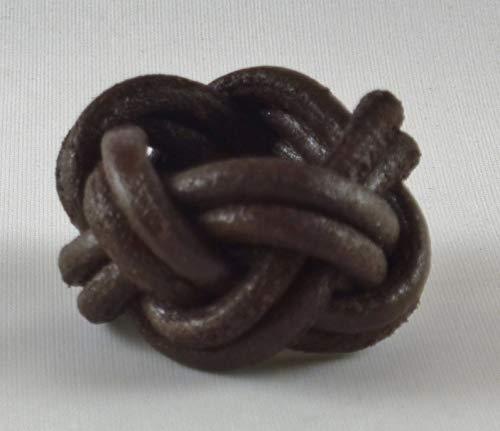 Head Turks - Wood Badge Neckerchief Slide Woggle Boy Scout Turks Head Knot