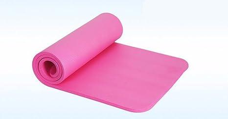 gtvernh - Esterilla de yoga 15 mm de grosor, ampliar la Men ...