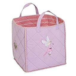 Win Green TBFA Fairy Cottage Toy Bag