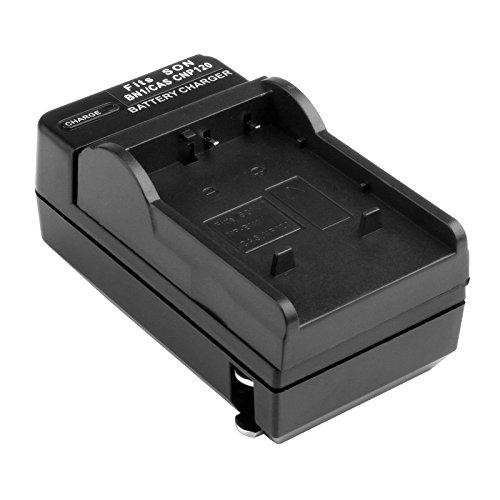 NP-BN1 Battery Charger for SONY CyberShot DSC-W350 TX100V TX5 W550 W610 WX50 TX9