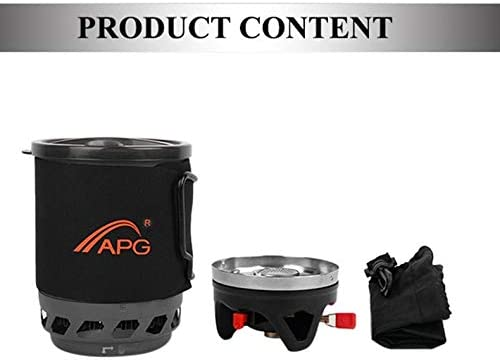 ghfcffdghrdshdfh APG 1400 ml Compact Size Outdoor Camping Gas ...