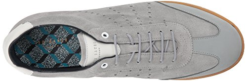 Ted Baker Men's Orlee Sneaker Light Grey Suede free shipping cheapest price Vy6rt