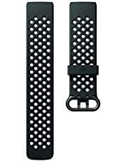 Fitbit FB168SBBKS FITBIT CHARGE 3 SPORT BAND, Black, Small