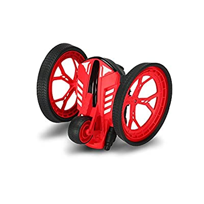 RC Max Rumbler Radio Controlled Cars, Red: Toys & Games