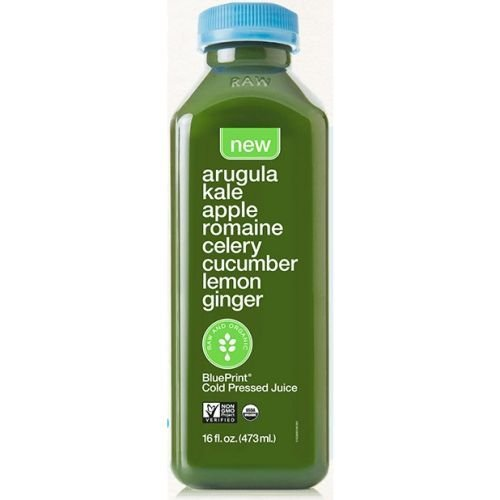 Amazon blueprint organic arugula kale juice 16 fluid ounce amazon blueprint organic arugula kale juice 16 fluid ounce 6 per case grocery gourmet food malvernweather Gallery