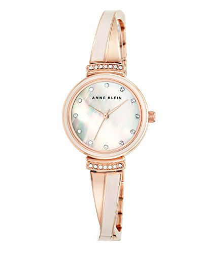 Pink Crystal Watch - 5
