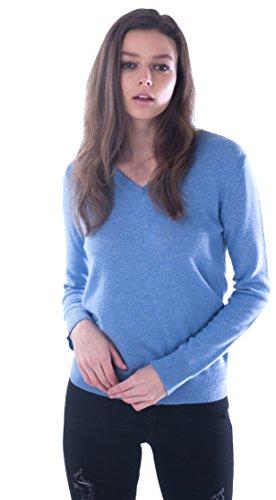 Blue 2 Cashmere Sweater - 7