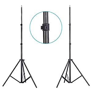600W Umbrella Continuous Lighting Kit for Product,Portrait Photography