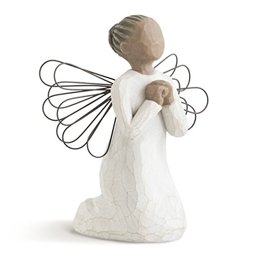 Willow Tree Angel of the Spirit, sculpted hand-painted figure