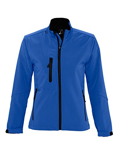 l863Ladies Softshell Jacket Roxy Verde - Absinthe Green