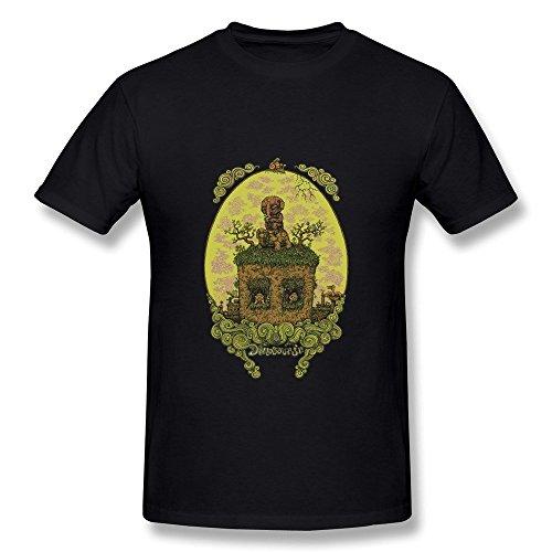 Car Talk System (MINGRUI Men's Dinosaur Jr T-shirt XXL Black)
