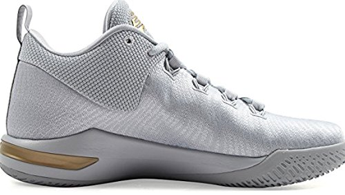 finest selection 52df7 ff27f NIKE Jordan CP3.X AE Mens Basketball-Shoes 897507-001 13 - Wolf  Grey Metallic Gold-Black-White