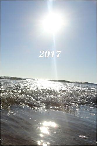 2017: Calendario/Scadenzario: 1 settimana per 2 pagine, Formato 6