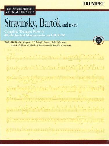 Download Stravinsky Bartok And More Vol. 8 Trumpet Orchestra Musician's CD-ROM Library pdf epub