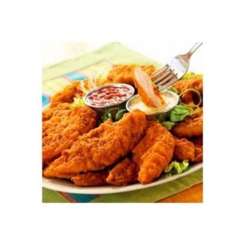 Breaded Tenderloins Chicken (Harvestland Ready To Cook Natural Chicken Breast Tenderloins, 5 Pound -- 2 per case.)