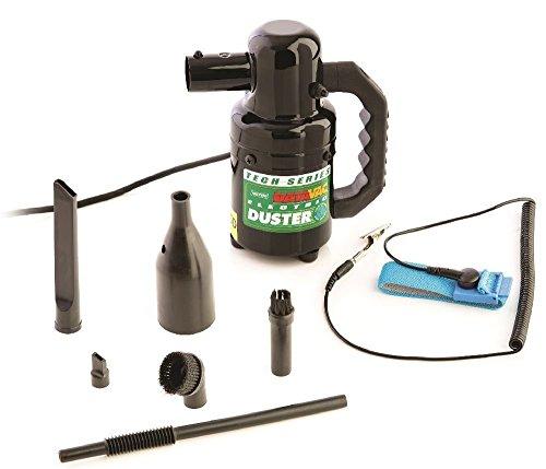 Data-Vac ED-500-ESD 220VAC ESD Safe Electric Duster, 500 Watt, Black