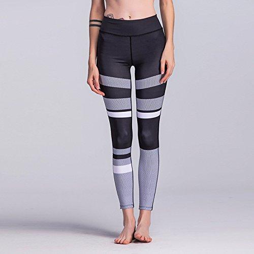 MAYUAN520 Vêtements femmes Pantalons Yoga respirant Running Tights Pantalon Fitness Vêtements de sport yoga Slim leggings Pantalons collants Sports Sports