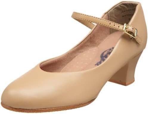 Capezio Women's 550 Jr. Footlight Character Dance Shoe