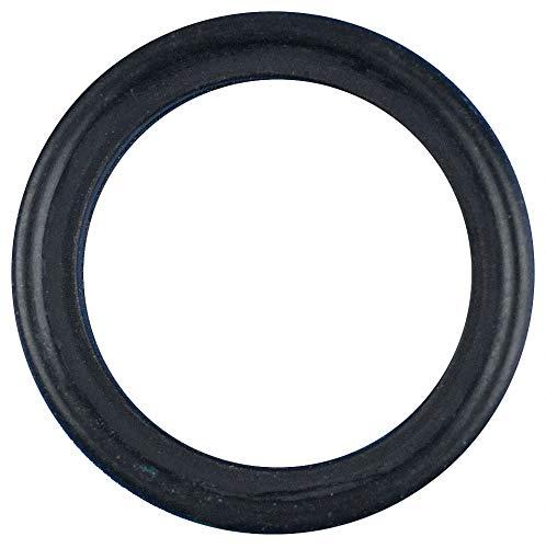 Coupler Thermocouple Gasket, 0.620' Inside Dia, 0.852' Outside Dia, Viton, 3/4' Tube Size
