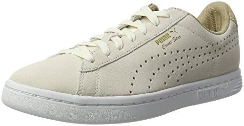 Puma Court Star Suede, Scarpe da Ginnastica Basse Unisex – Adulto Bianco (Marshmallow)