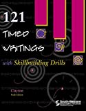 img - for 121 Timed Writings with Skillbuilding Drills book / textbook / text book