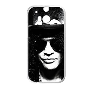 slash black and white Phone Case for HTC One M8