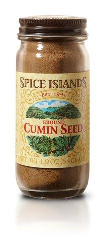 - Spice Island Ground Cumin Seed 1.9 OZ