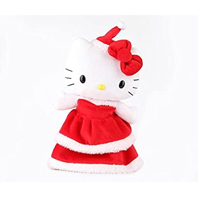 "Hello Kitty Musical Spinning and Dancing Plush : 13"": Office Products"