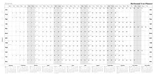 Filofax - Planificador anual (tamaño A5, horizontal, para 2014)