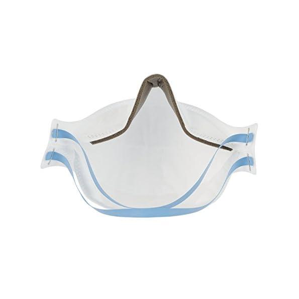 3M-Aura-Atemschutzmaske-9320SV–Komfortable-Partikelschutzmaske-mit-optimaler-Gesichtsanpassung–Einwegmaske-mit-Schutzstufe-FFP2–5-Stck