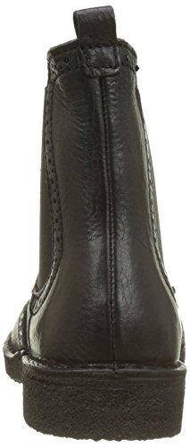 Bisgaard Mädchen 50230217 Chelsea Boots Noir (209 Black)