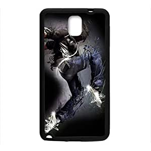 Artistic cool leaping man fashion phone case for Iphone 5/5S Case Cover