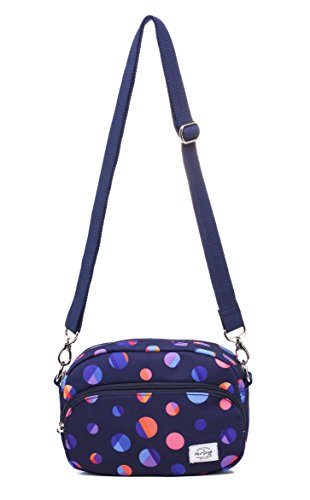 (MIETTE Girls Small Crossbody Purse Cute Messenger Bag | 8.6