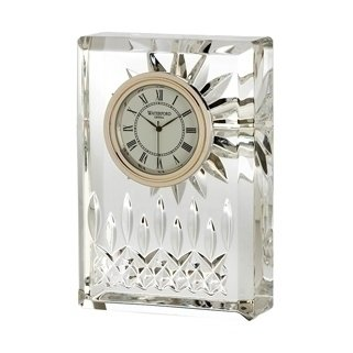 Waterford Crystal Lismore Small Clock (Waterford Crystal Replacements)