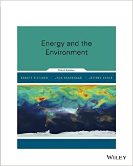 Book Energy and the Environment