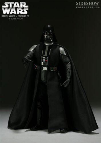 Sideshow Collectibles Star Wars Deluxe 12 Inch Action Figure Darth Vader