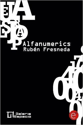 Alfanumerics: Galería Espacio. Valencia (Spanish Edition ...