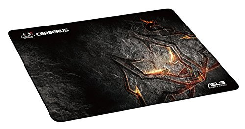 Fray-Resistant Textured Gaming Mouse Pad